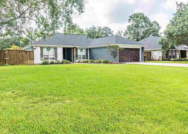 225 Teal Dr, Vidor, TX 77662 (MLS #221563) :: Triangle Real Estate