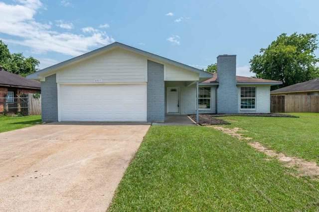 4915 Sassafras Ln., Beaumont, TX 77708 (MLS #221649) :: Triangle Real Estate