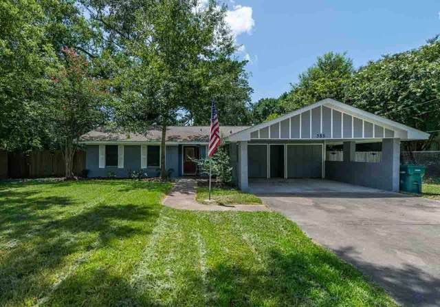 385 Berry Road, Beaumont, TX 77706 (MLS #221702) :: Triangle Real Estate