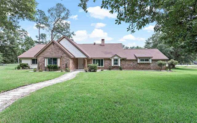 103 Pinecone Ln, Sour Lake, TX 77659 (MLS #221767) :: TEAM Dayna Simmons