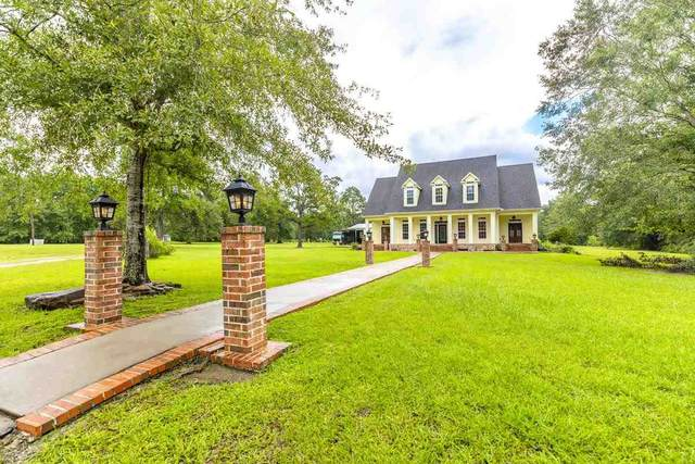 190 Weiss Bluff Road, Vidor, TX 77662 (MLS #221824) :: Triangle Real Estate