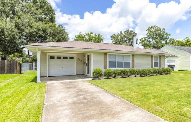 719 S 12th Street, Nederland, TX 77627 (MLS #221870) :: Triangle Real Estate