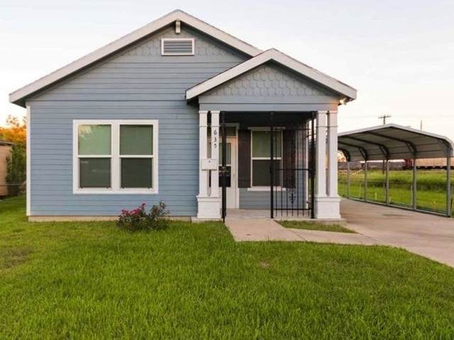 635 19th, Port Arthur, TX 77640 (MLS #221874) :: Triangle Real Estate