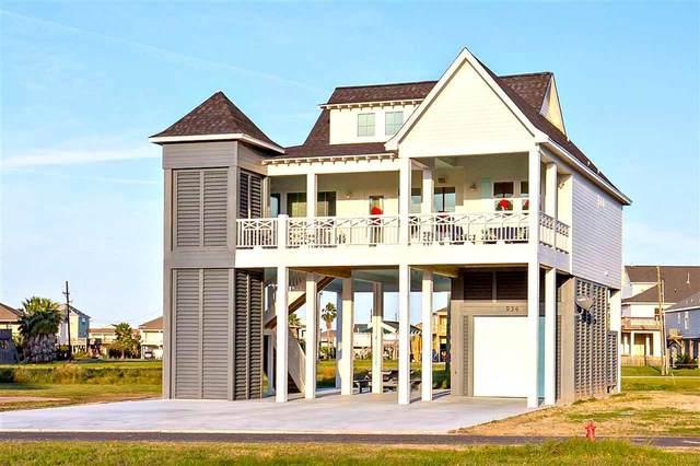 2630 Breaker, Crystal Beach, TX 77650 (MLS #221883) :: Triangle Real Estate