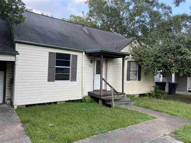 144 Hilldale Dr, Nederland, TX 77627 (MLS #221884) :: Triangle Real Estate