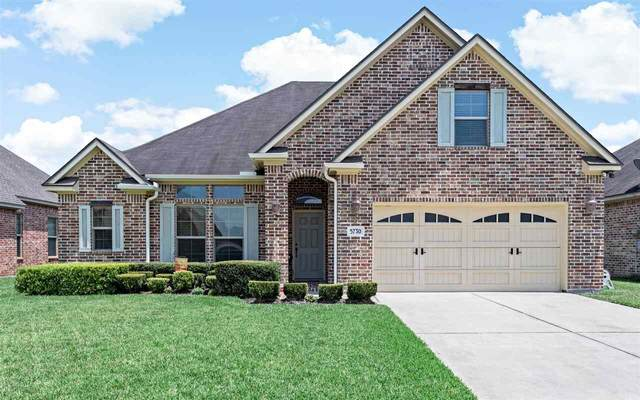 5730 Nicole Ln, Beaumont, TX 77713 (MLS #221896) :: Triangle Real Estate