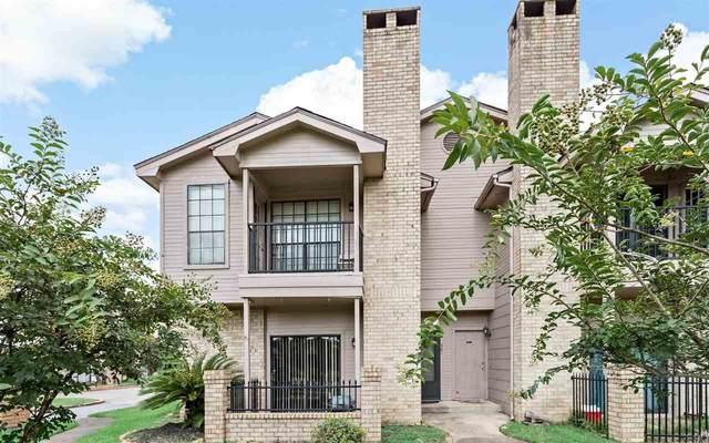 1620 Wellington Pl 301, Beaumont, TX 77706 (MLS #221901) :: Triangle Real Estate