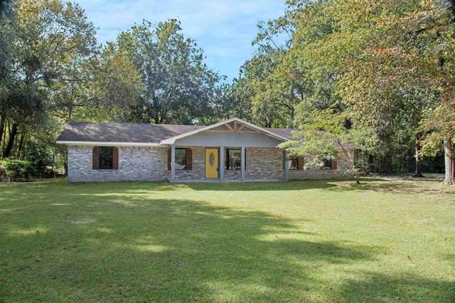 530 Lawrence Ln, Sour Lake, TX 77659 (MLS #221903) :: Triangle Real Estate