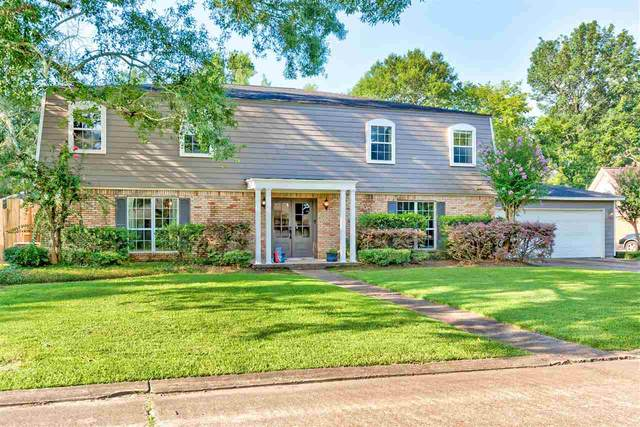 4 Dowlen Place, Beaumont, TX 77706 (MLS #221904) :: Triangle Real Estate