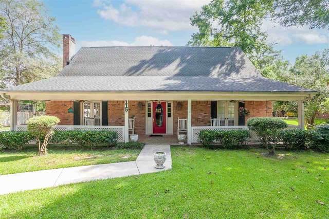 115 Cunningham Ave., Lumberton, TX 77657 (MLS #221961) :: Triangle Real Estate