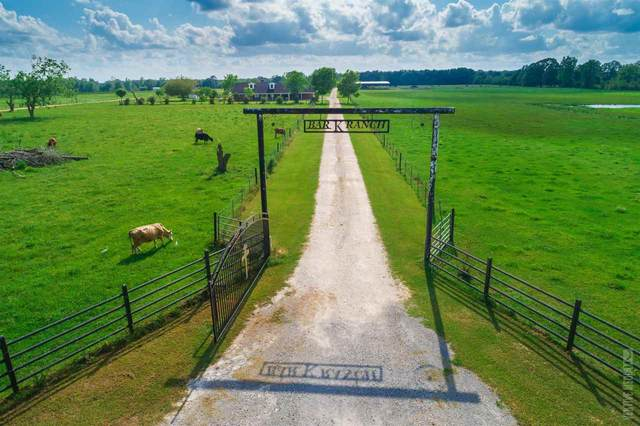 2778 County Road 701, Kirbyville, TX 75956 (MLS #222050) :: Triangle Real Estate