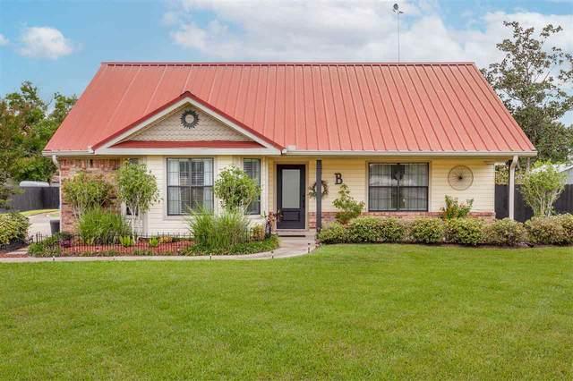 22645 Burrell Wingate Rd., Fannett, TX 77705 (MLS #222056) :: Triangle Real Estate