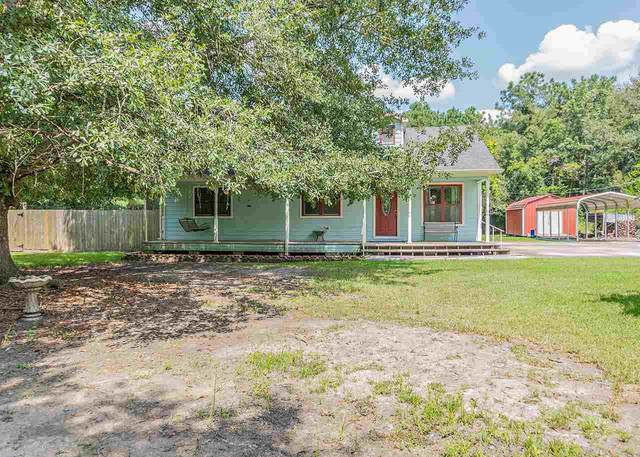 13319 S Fork, Hamshire, TX 77622 (MLS #222113) :: Triangle Real Estate