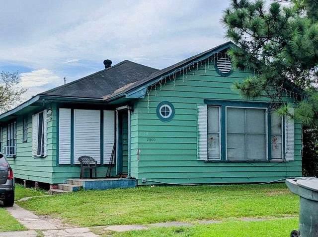 2800 Orange St, Beaumont, TX 77705 (MLS #222155) :: Triangle Real Estate