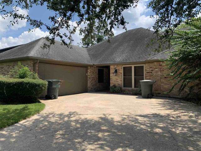 4875 Coolidge Dr, Beaumont, TX 77706 (MLS #222299) :: Triangle Real Estate