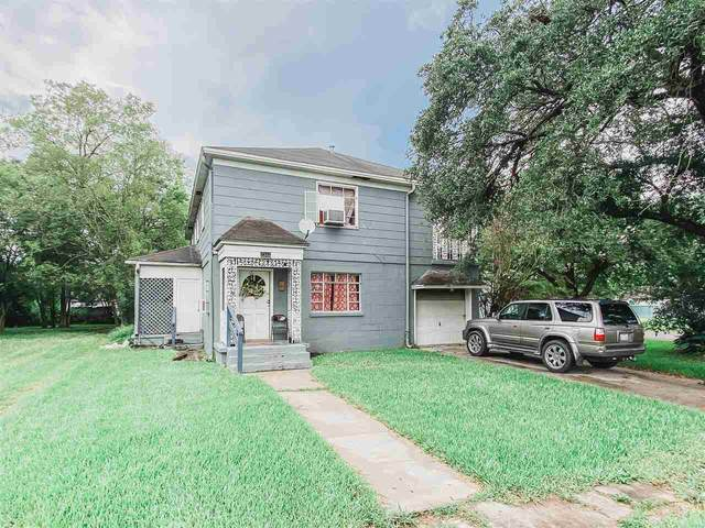 2510 Rusk St, Beaumont, TX 77702 (MLS #222357) :: Triangle Real Estate