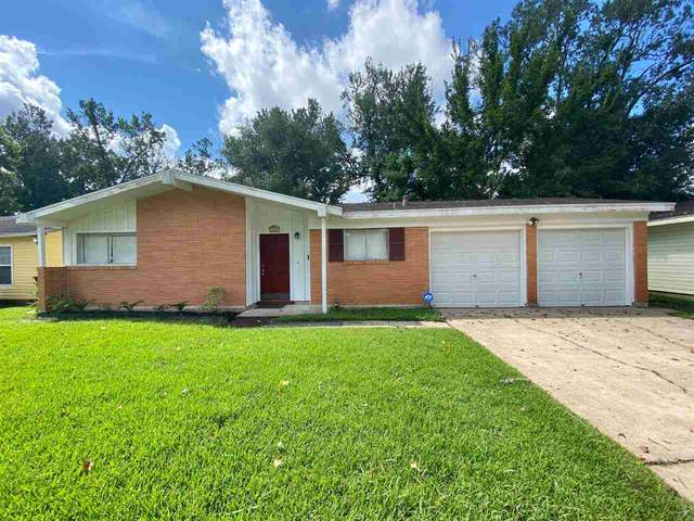 3963 Bristol Dr, Beaumont, TX 77707 (MLS #222368) :: Triangle Real Estate