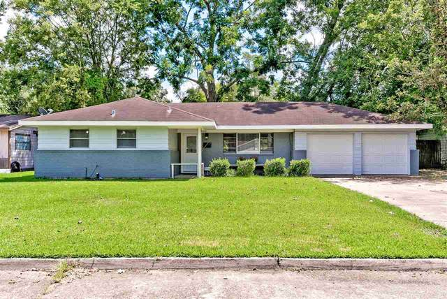 5095 Oriole Drive, Beaumont, TX 77707 (MLS #222520) :: TEAM Dayna Simmons