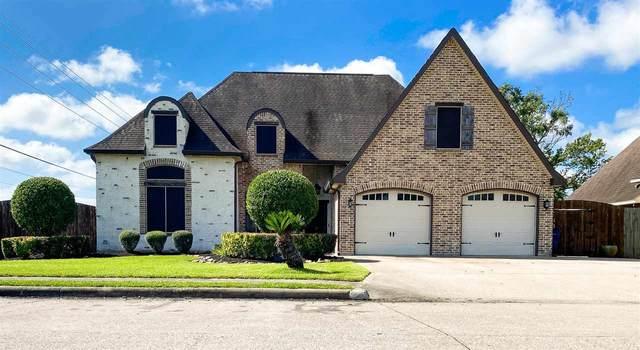 101 Parkway Oaks, Lumberton, TX 77657 (MLS #222527) :: Triangle Real Estate
