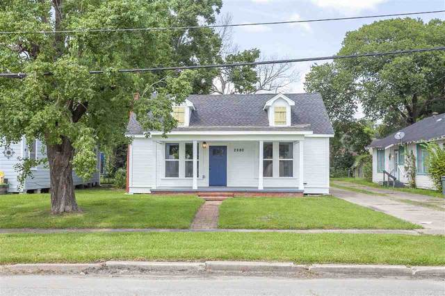 2680 North Street, Beaumont, TX 77702 (MLS #222618) :: Triangle Real Estate