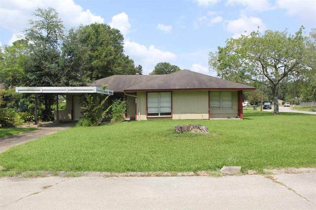 3820 Bryan Dr, Beaumont, TX 77707 (MLS #222677) :: Triangle Real Estate