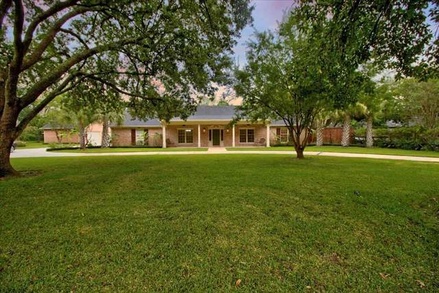 1280 Cherokee Ln, Beaumont, TX 77702 (MLS #222678) :: Triangle Real Estate