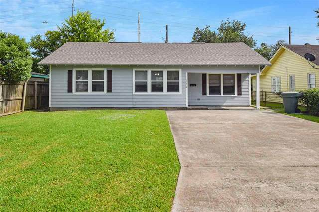 230 Charlotte, Beaumont, TX 77705 (MLS #222689) :: Triangle Real Estate