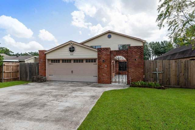 435 Langham Rd., Beaumont, TX 77707 (MLS #222708) :: Triangle Real Estate