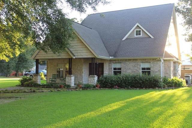 1145 Tallow Circle, Sour Lake, TX 77659 (MLS #222859) :: TEAM Dayna Simmons