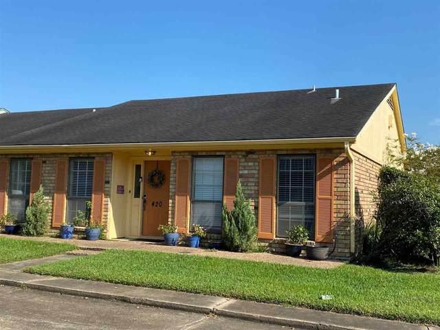420 Longmeadow, Beaumont, TX 77707 (MLS #222963) :: Triangle Real Estate