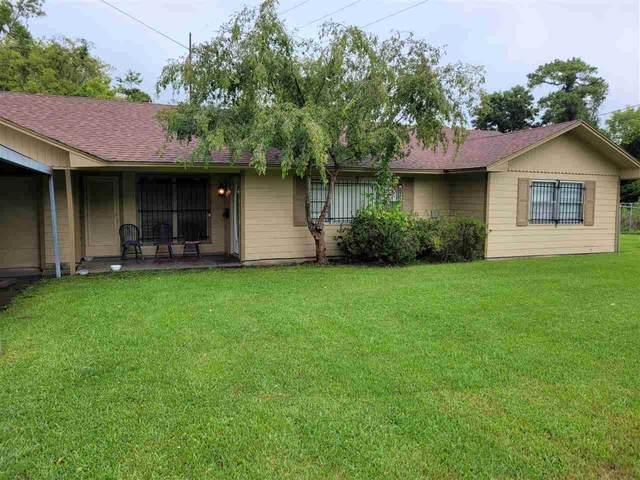 2710 Dogwood Lane, Beaumont, TX 77703 (MLS #223277) :: TEAM Dayna Simmons