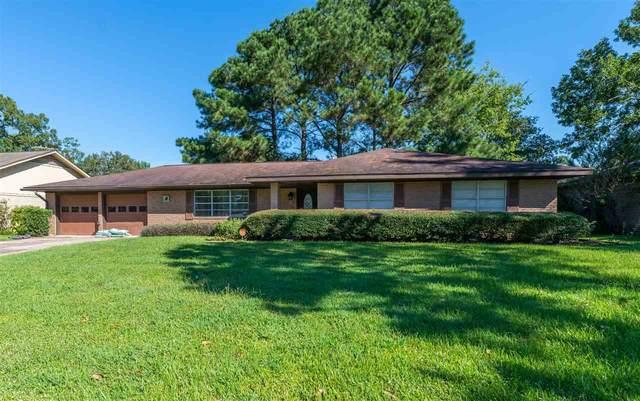 5910 Honeysuckle Drive, Beaumont, TX 77706 (MLS #223279) :: TEAM Dayna Simmons
