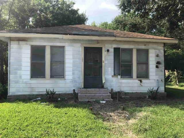 1027 W 14th Street, Port Arthur, TX 77640 (MLS #223281) :: TEAM Dayna Simmons