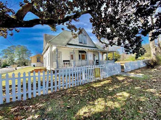 114 Village Street, Woodville, TX 75979 (MLS #223334) :: Triangle Real Estate
