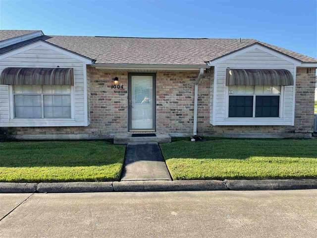 1004 Sunmeadow, Beaumont, TX 77706 (MLS #223485) :: TEAM Dayna Simmons