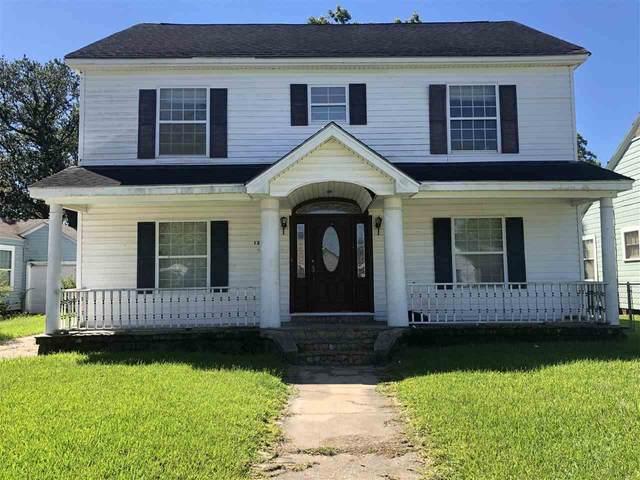 1309 W Cherry, Orange, TX 77630 (MLS #223588) :: Triangle Real Estate