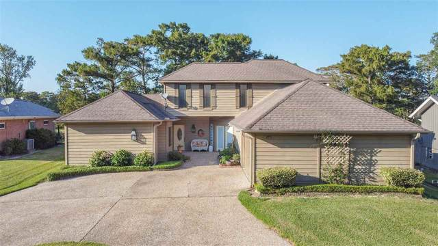215 Bayou Drive, Beaumont, TX 77705 (MLS #223611) :: Triangle Real Estate