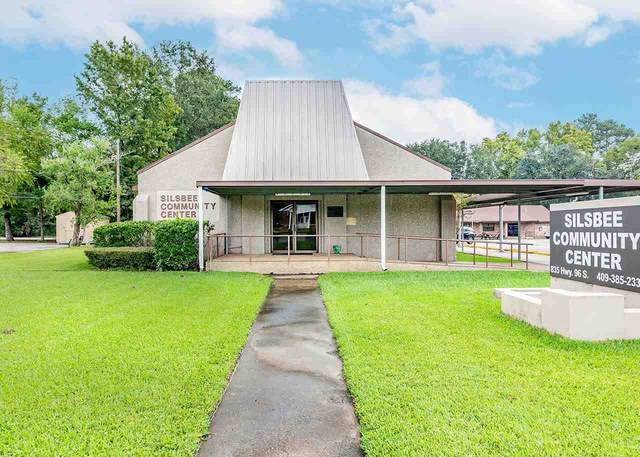 835 S Hwy 96, Silsbee, TX 77656 (MLS #223715) :: Triangle Real Estate