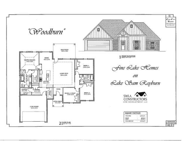 TBD Woodburne Ln, Brookeland, TX 75931 (MLS #223717) :: Triangle Real Estate