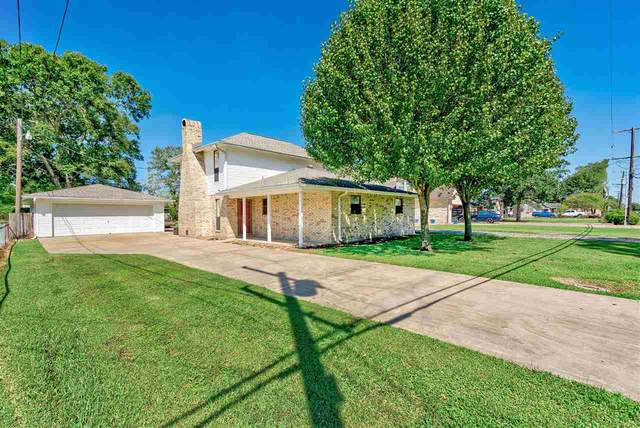 112 2nd Ave, Nederland, TX 77627 (MLS #223724) :: Triangle Real Estate