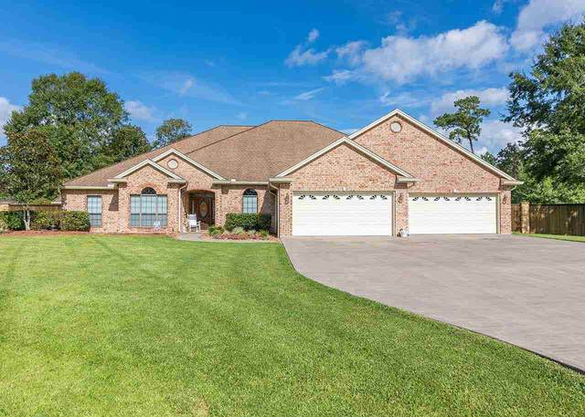 126 Brookwood Dr, Silsbee, TX 77656 (MLS #223740) :: Triangle Real Estate