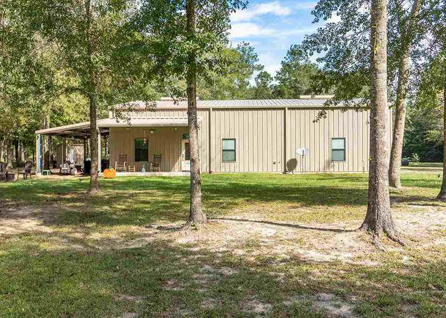 255 Cr 4499, Warren, TX 77664 (MLS #223742) :: Triangle Real Estate