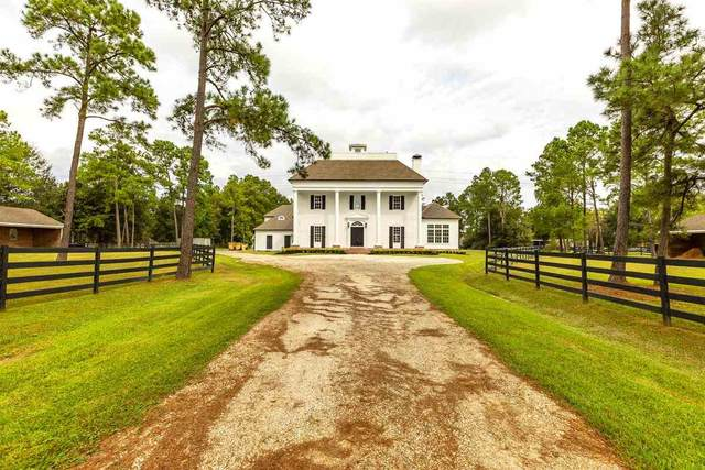 15680 Old Sour Lake Rd, Beaumont, TX 77713 (MLS #223774) :: TEAM Dayna Simmons