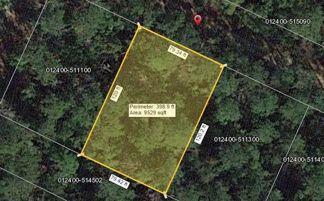 Lot 2 Section 32, Brookeland, TX 75931 (MLS #223825) :: Triangle Real Estate