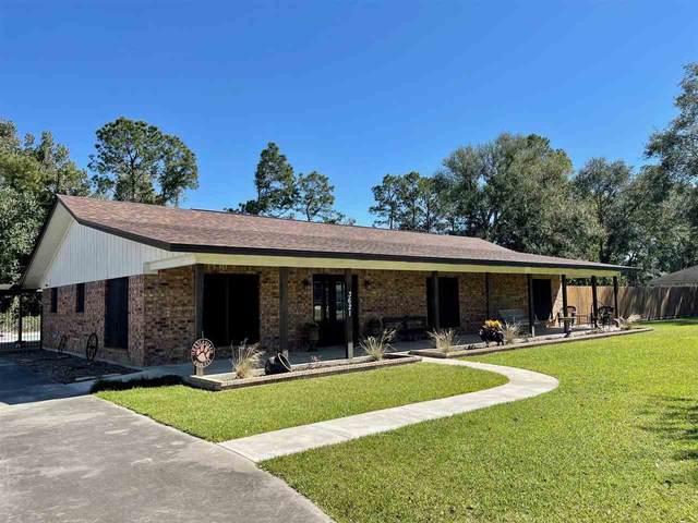 3621 1st Ave, Orange, TX 77630 (MLS #223832) :: Triangle Real Estate