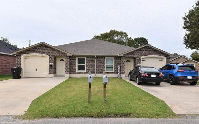 129 Gage Ave, Nederland, TX 77627 (MLS #223850) :: Triangle Real Estate