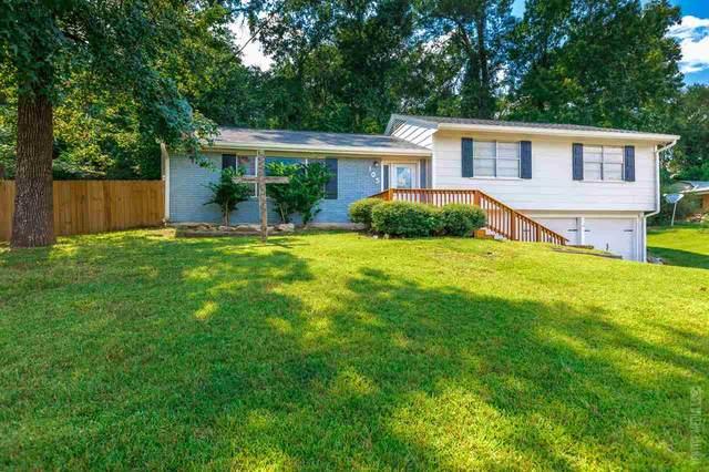105 Crestwood, Jasper, TX 75951 (MLS #223856) :: Triangle Real Estate