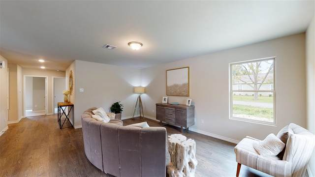1849 Cartwright, Beaumont, TX 77701 (MLS #223858) :: Triangle Real Estate