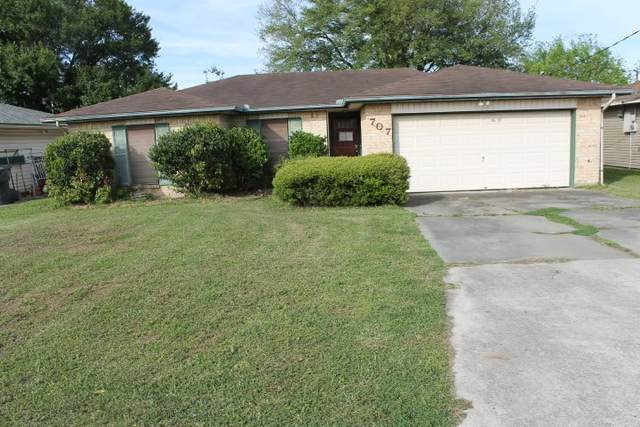 707 S. 33rd St., Nederland, TX 77627 (MLS #223876) :: Triangle Real Estate