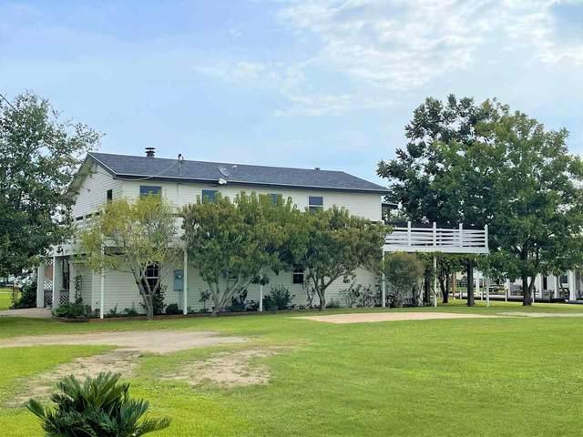 1110 Buddy Kirk, Crystal Beach, TX 77650 (MLS #223906) :: Triangle Real Estate